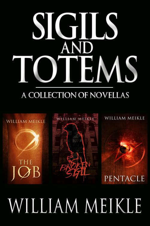 About William Meikles Sigils And Totems Mythos